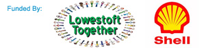 Funded by Lowestoft Together and Shell Oil
